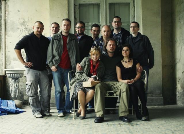 fotografia grupowa, wersja A) - dla rodziny