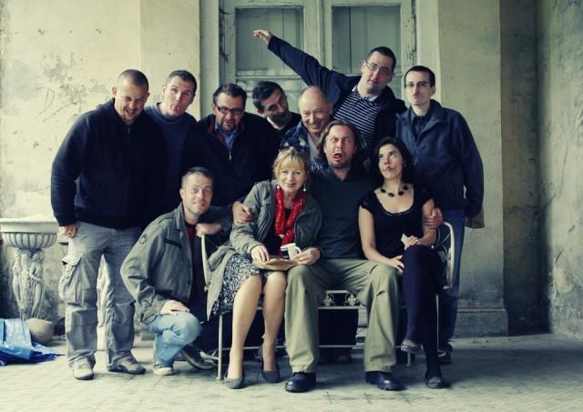 fotografia grupowa, wersja B) - dla nas :D