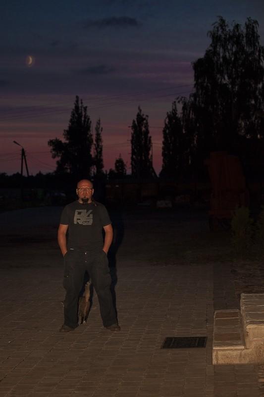 złodziejewskie księżyce, fot. Robert Klasiński