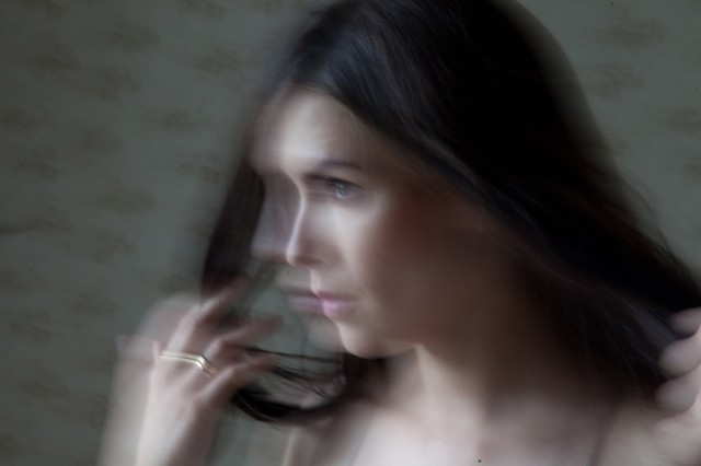 w międzyczasie kilka rozgrzewkowych fotografii pani prowadzącej, fot. Kasia Gębarowska