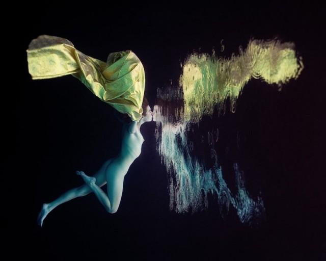 Alberich to twórca jednego z najciekawszych portfolio jako studium portretów podwodnych. Aż chce się spróbować własnych sił w tej kategorii!