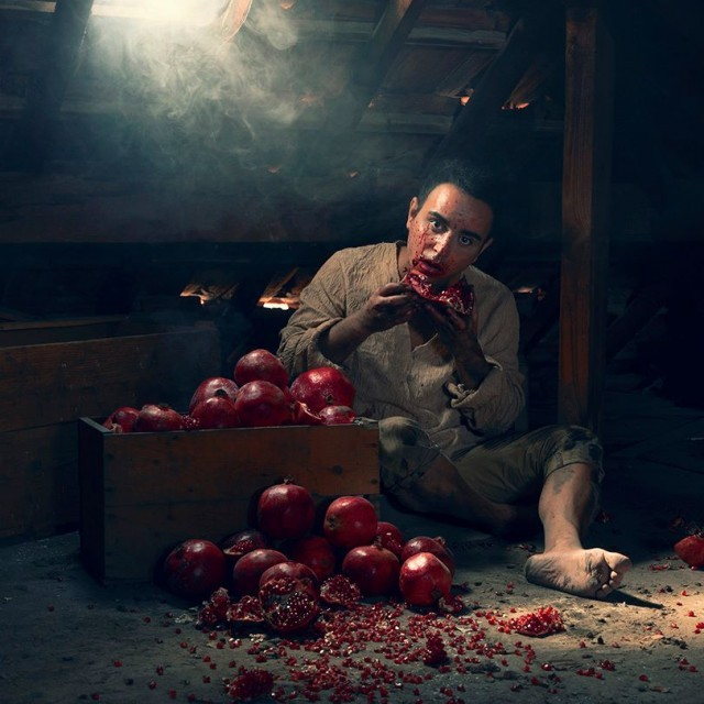 Caught red handed, fot. Lara Zankoul