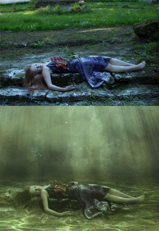 przed i po - genialne działania Magdaleny Russockiej